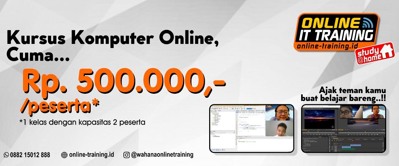Slider Online IT Training 1