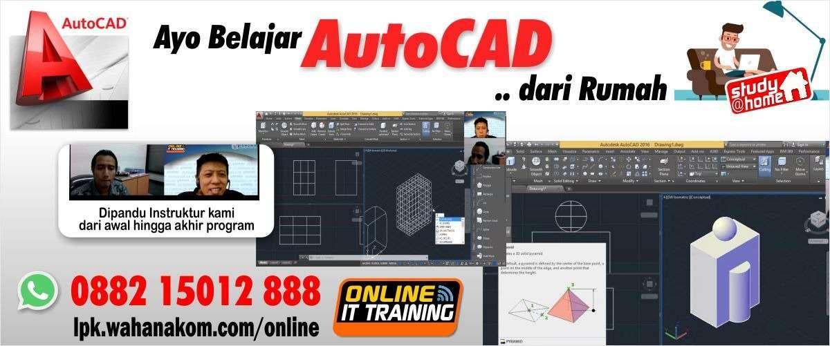 Training Online Wahana 1