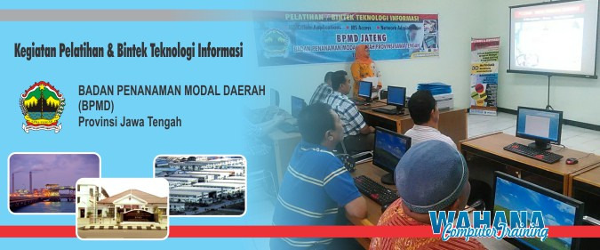 Training Online Wahana